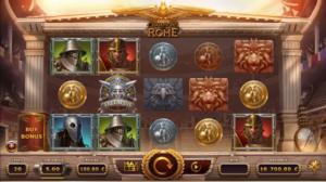 Champions of Rome Slot Machine