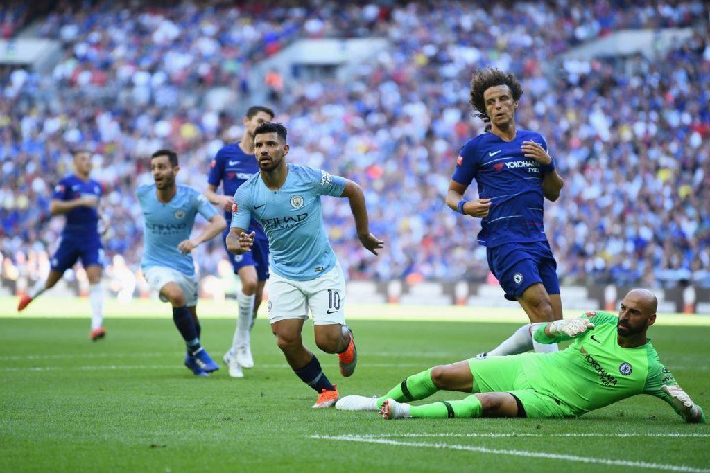 Chelsea - Manchester City fotballstream