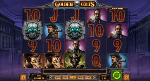 Golden Colt spilleautomat