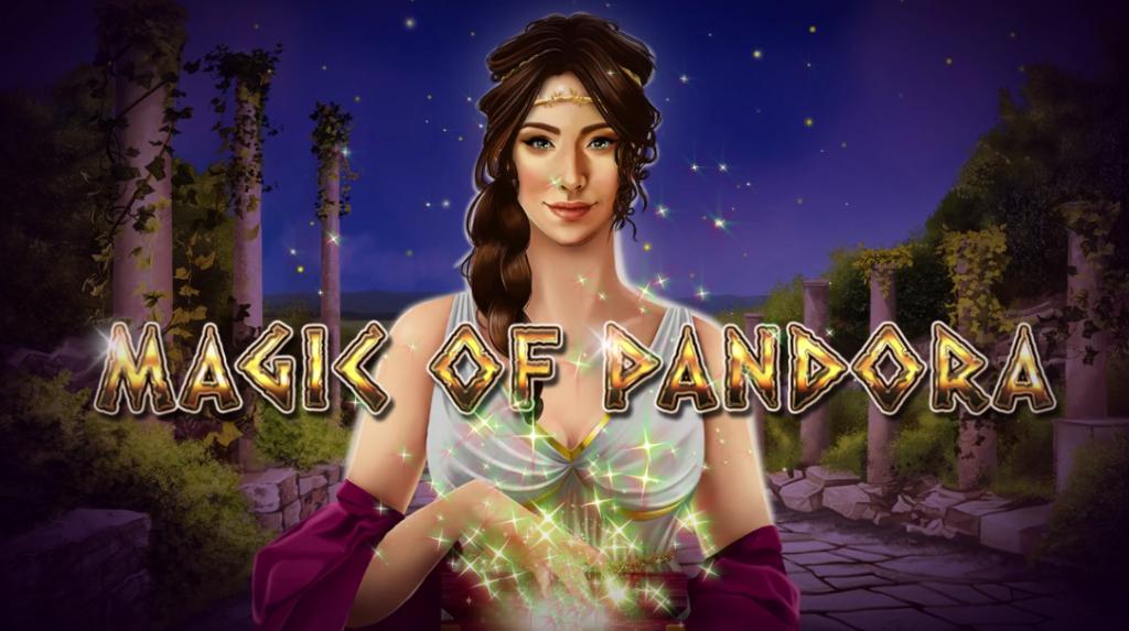 Magic of Pandora spilleautomat
