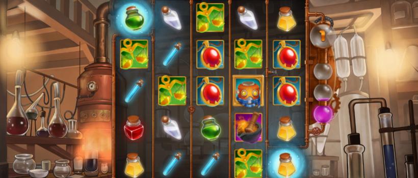 Wildchemy spilleautomat